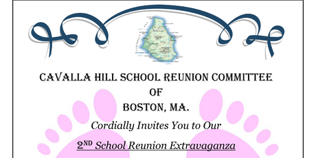 Cavalla Hill School Reunion 2019 tickets