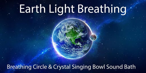 Breathing Circle & Crystal Singing Bowl Sound Bath in Totnes with Ben
