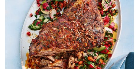 Slow roasted Cornish lamb shoulder tickets