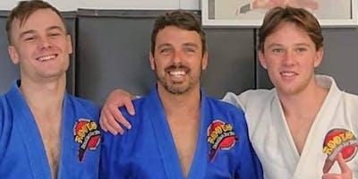 12 Week Brazilian Jiu-Jitsu Beginners Course