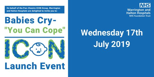 Babies cry - 'you can cope' ICON launch event