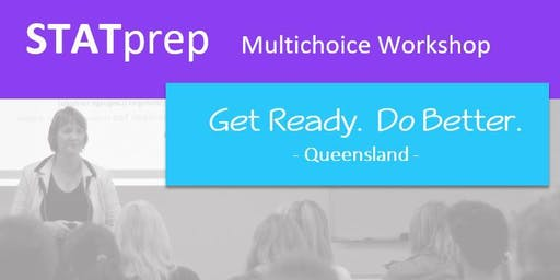 STATprep Multichoice Workshop Logan QLD