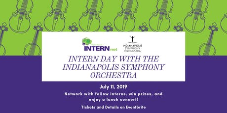 Intern Day with the Indianapolis Symphony Orchestra tickets