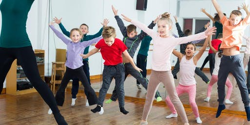 Ampthill Summer Holiday Workshops: This is Me - Contemporary Dance