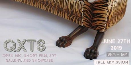 QXT's Open Mic Presents: Wyl White & Friends + Art Gallery + Film + More tickets