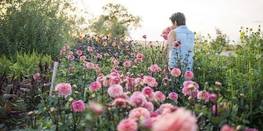 Flower Farming Workshop/Bouquet Design