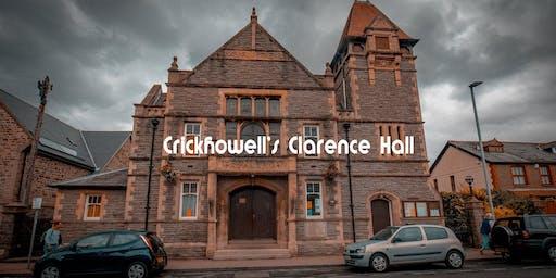 Charity Craft Fair @ Crickhowell Clarence Hall