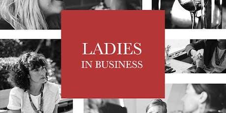 Ladies in Business Autumn Event tickets