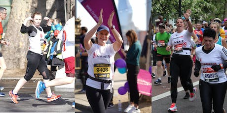 London Landmarks Half Marathon 2020 for Carers UK tickets