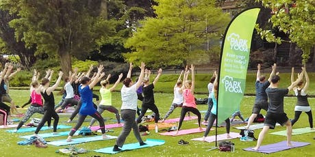 Park Yoga tickets