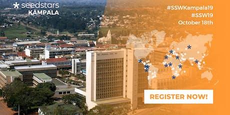 Seedstars Kampala 2019 tickets