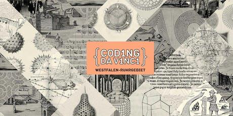 """Infoveranstaltung """"Coding da Vinci Westfalen-Ruhrgebiet 2019"""" in Münster tickets"""