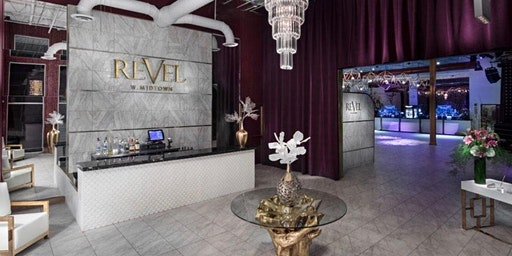 ATLANTA'S NEWEST CLUB - REVEL OF WEST MIDTOWN