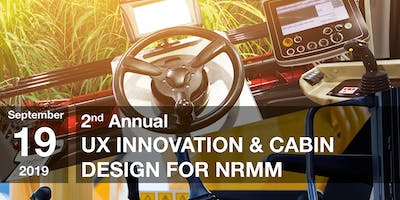 2nd Annual UX Innovation & Cabin Design for NRMM