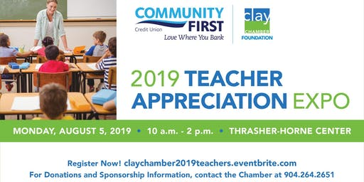 2019 Teacher Appreciation Expo