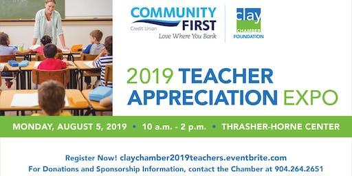2019 Teacher Appreciation Expo