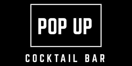Pop Up Cocktail Bar - THE HAPPY HOUR POP UP tickets