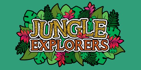 Jungle Explorers Holiday Club 2019 tickets
