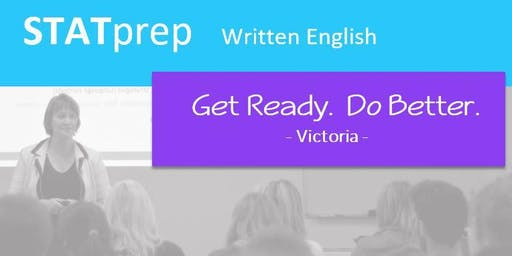 STATprep Written English Melbourne VIC