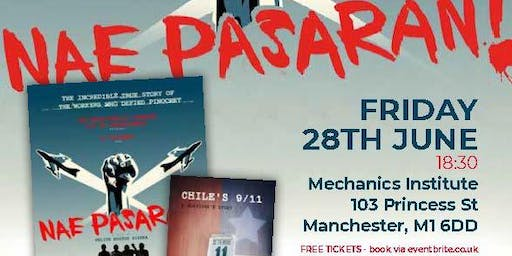 Nae Pasaran and Chile's 9/11 - film screenings and discussion (UCU/ Unison)