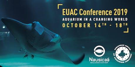 EUAC Conference 2019 billets