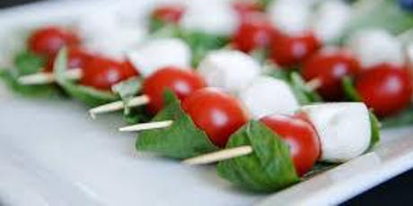 Mini Chef Monday: Summertime Skewers- GIANT Centerville tickets