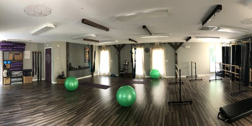 Lake Anna Wellness Studio's Summer Solstice Yoga Celebration at Callie Opie's