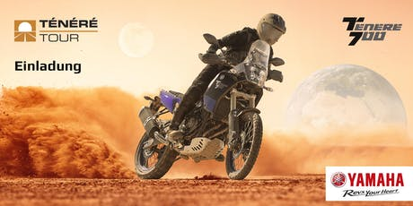 Yamaha Ténéré 700 Tour - Journalistenevent Tickets