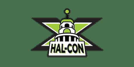 Hal-Con Sci-Fi Fantasy Convention 2019, October 25-27, 2019 tickets