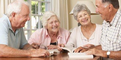 Senior Circle's Bifocal Book Club tickets