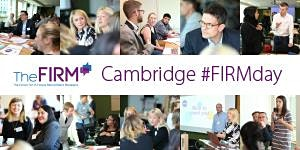 The FIRM's Cambridge Conference 2019