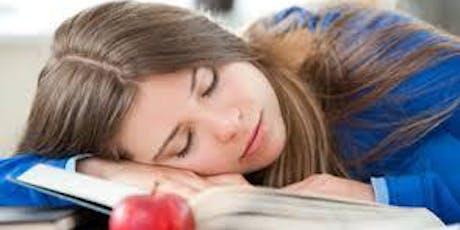 Sleep Well Be Well Workshop tickets