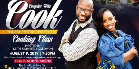 Couples Cooking Class Date Night tickets
