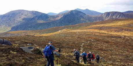 The Wee Binnian Hillwalking Festival 2019 - sponsored by Jackson Sports tickets