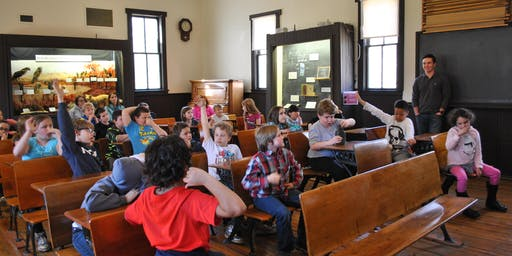 One-Room Schoolhouse Tour Tuesday