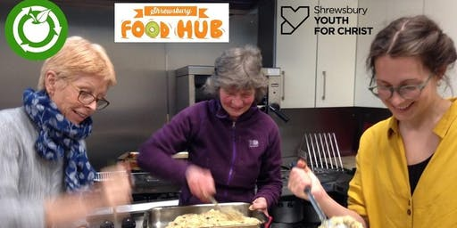 Cooking Up Community Meals in Shrewsbury