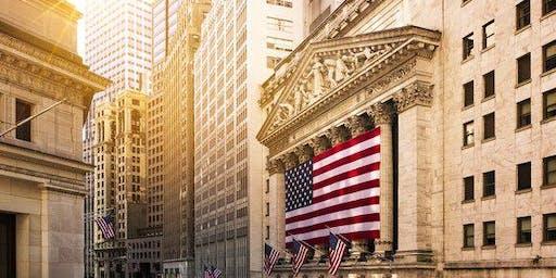 """Career Workshop-""""Breaking into Wall Street"""""""