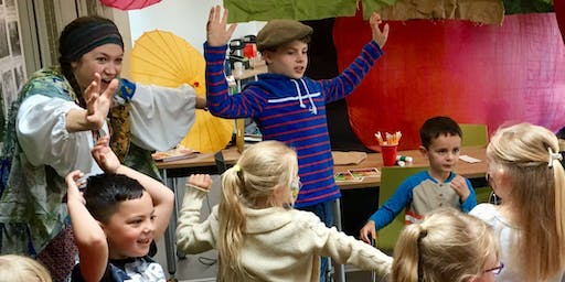 Ampthill Summer Holiday Workshops: A Play in a Day