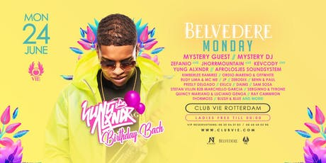 Belvedere Monday tickets