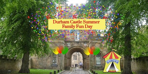 Durham Castle Summer Family Fun Day