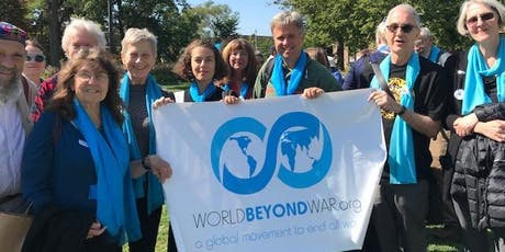 "Talk: David Swanson on ""Growing the Movement for a World BEYOND War""  tickets"
