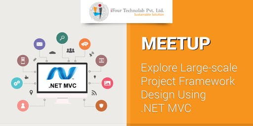 Explore Large-scale project framework design using .net MVC