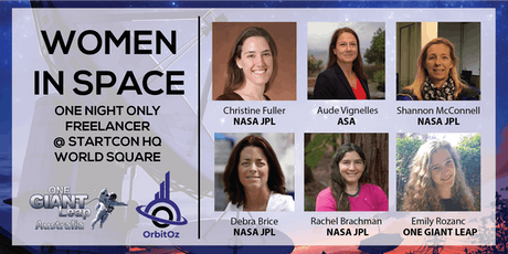 OrbitOz: Women in Space tickets