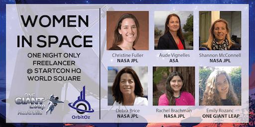 OrbitOz: Women in Space