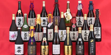 (Free Tasting) Japan's No.1 Fukushima Sake - Food Pairing tickets