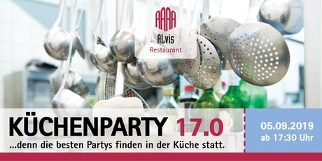 ALvis Benefiz-Küchenparty 17.0 tickets