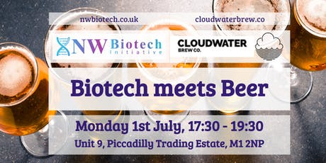 Biotech meets Beer: Manchester tickets