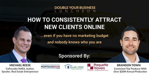 Double Your Real Estate Business Luncheon - Kitchener-Waterloo