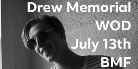 Drew Memorial WOD tickets