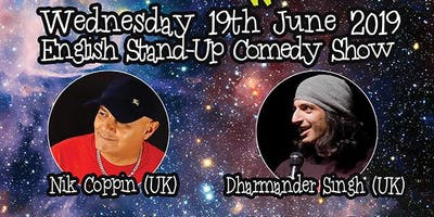 Hamburg: Cosmic Comedy World Tour - An Edinburgh Fringe Preview